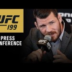 UFC 199: Press Conference