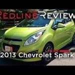 2013 Chevrolet Spark Review, Walkaround, Exhaust, & Test Drive