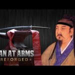 400 Year-Old Dandao Sword – MAN AT ARMS: REFORGED
