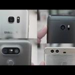 افضل كاميرا بين أجهزة LG G5 Vs Galaxy S7 Edge Vs HTC 10 Vs Huawei P9 Plus