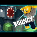 Minecraft – BOUNCY FUN! – Parkour Paradise Custom Map [2] W/AshDubh