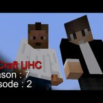MyCraft UHC Season 7 Episode 2 – الترا هارد كور