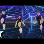 Sound the alarm! It's Yanis Marshall, Arnaud and Mehdi   Britain's Got Talent 2014 Final