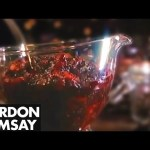 Caramelised Cranberry and Apple Sauce – Gordon Ramsay