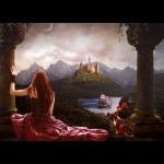 Castle – Waiting for the Prince  – Speed art (#Photoshop) | CreativeStation