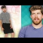 Men Wear Skirts For A Week