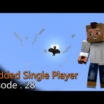 Minecraft MSP Episode 28 – ماين كرافت موديد سنقل بلاير الحلقة 28
