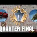 Nerd³ Battles… Fauxbot Wars – Quarter Final 1