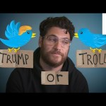 Are These Tweets by Donald Trump or a Troll? Adam Pally Takes a Guess.