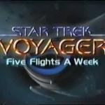 """Star Trek: Voyager Syndication Promo – """"New Star"""""""
