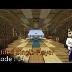 Minecraft MSP Episode 14 – ماين كرافت موديد سنقل بلاير الحلقة 14