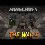 Minecraft The Walls – بطلنا شغل الورد