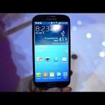 Samsung Galaxy S4 Hands On!