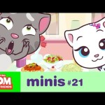Talking Tom and Friends Minis – Camera Shy (Episode 21)