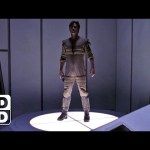 TNG Remastered: 3×11 'The Hunted' Comparison, SD to HD