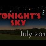 Tonight's Sky: July 2012