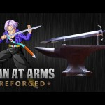 Trunks' Sword – Dragon Ball Z – MAN AT ARMS: REFORGED