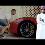 اماراتي يستقبلني بفراري   #علي_الحمودي