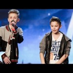 Bars & Melody – Simon Cowell's Golden Buzzer act | Britain's Got Talent 2014