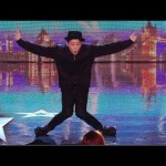 Kieran Lai throws some shapes | Britain's Got Talent 2014