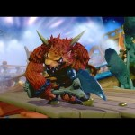 Watch 3 Minutes Skylanders Imaginators Nintendo Switch Gameplay