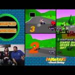 Warped Gaming – Mario Kart Drunk Driving