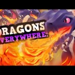 DRAGONS in Clash Of Clans :: Kicking Ash Since 2012 :: Th10 + Th11 Strategy