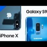 Samsung Galaxy S9 Plus vs iPhone X – The ULTIMATE Camera Comparison!