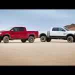 Clash of the Truck Titans! Chevy Colorado ZR2 vs Dodge Ram Powerwagon