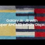 Galaxy J6 and J8: Discover true to life color