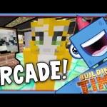 Minecraft Xbox – ARCADE! – Building Time! [#30]