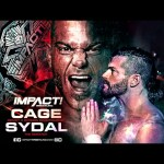 Brian Cage vs Matt Sydal: THE REMATCH for the X-Division Championship THIS THURSDAY on IMPACT!