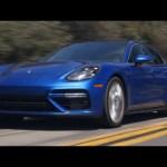 Tire Rack's Hot Lap | Porsche Panamera 4S Sport Turismo