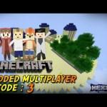 Minecraft Hexxit Episode 3 – انه النيزك