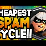 UNDEFEATED! 2.1 SPAM CYCLE DECK!? UNREAL!