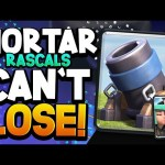 WOW! GOD-TIER MORTAR GAMEPLAY – NERF MIDFINGER!