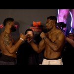 Fight Night Beijing: Weigh-in Highlights