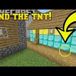 Minecraft: FIND THE TNT!!! – Custom Map