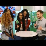 Josephine Lee and The Miss Treats chat exclusively in BGT's AO.com Green Room