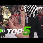 Christopher Daniels' 5 Most DEATH-DEFYING Dives in IMPACT Wrestling | GWN Top 5