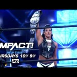 Tessa Blanchard vs Taya Valkyrie: Rematch for the Knockouts Title THIS THURSDAY on IMPACT! 10pm ET