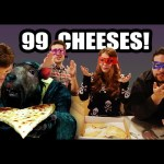 99 Cheeses on ONE PIZZA! – CineFix Now