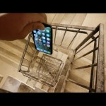 Dropping an iPhone XS Down Crazy Spiral Staircase 300 Feet – Will It Survive?