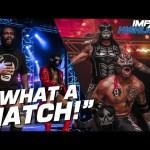 Lucha Bros vs Rich Swann & Willie Mack | IMPACT! Highlights Nov 29, 2018
