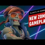 Plants vs. Zombies: Battle for Neighborville – New Zombie Gameplay