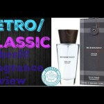 Touch for Men by Burberry Fragrance Review (2000)   Retro Series
