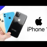 iPhone 11 (2019) – HANDS ON with Case Models!