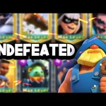 UNDEFEATED w/ ALL LEGENDARY DECK! | NOT CLICKBAIT!