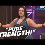 Jordynne Grace vs Ruby Raze | IMPACT! Highlights Dec 13, 2018