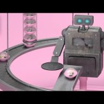 Vicious Cycle: This Cute Little Robot Has No Idea What's Coming | Short Film Showcase
